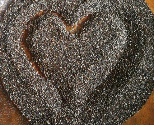 Chia frø er super sunde og har nogle optimale egenskaber til at lave grød af. Lær at fremstille vegansk chiagrød her!